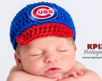 Chicago Cubs baseball cap