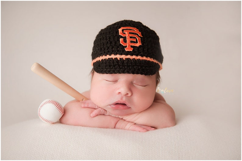 5115c061 San Francisco Giants baby hat baseball cap