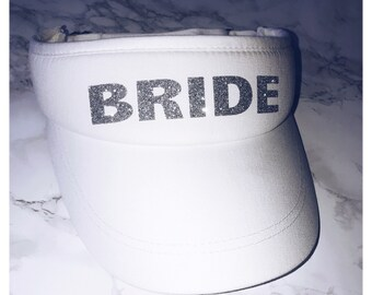 Bride to be Sun Visor Hat 74618c584d2e