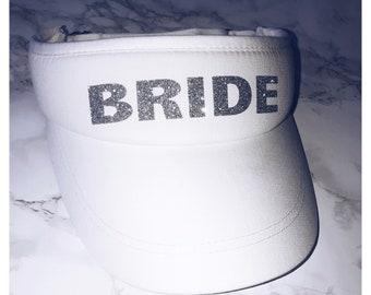 Bride to be Sun Visor Hat