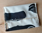 Organic Cotton Snack Bag-Kids snack bag-Gifts under 10 dollars-Whale bag