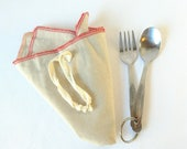 Organic Cotton Napkin - 6...