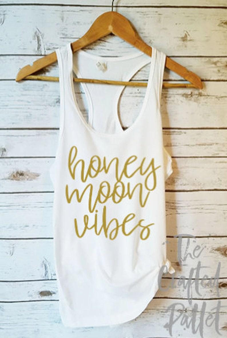 f4d6ce45 Honeymoon Shirt Honeymoon Vibes Shirt Bride Shirt Bride | Etsy