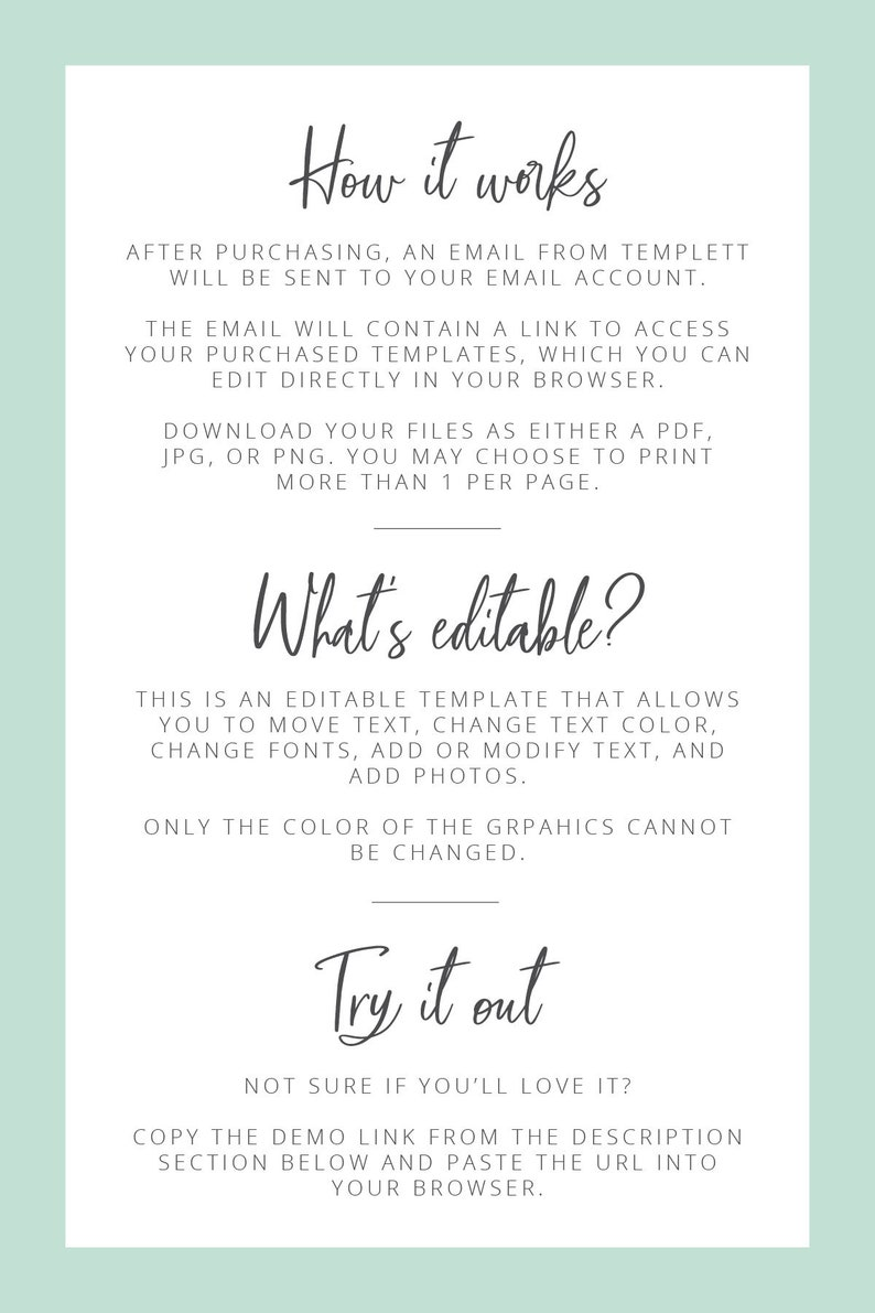 Printable Shower Invitation Template Floral Editable Templett Blush Bridal Shower Invitation Template
