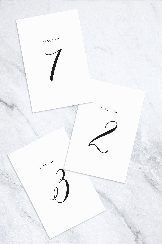 Magnificent Wedding Table Numbers Printable Table Numbers Black And White Wedding Table Numbers Wedding Table Numbers Template Download Free Architecture Designs Embacsunscenecom