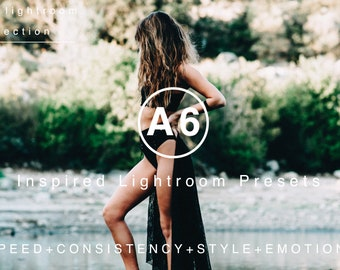 Lightroom Presets - VSCO A6 Film - Mobile Preset | soft, light, white filters | Instagram Presets and Blogger Presets | Photo Editing