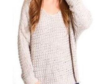 99bbd907f Off shoulder sweater
