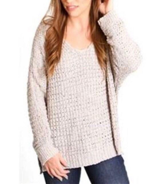 a670fde7a Knit Off Shoulder Sweater