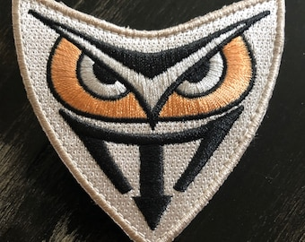 Hook Blade Runner Owl Logo Tyrell Genetic Replicant More Than Human Patch Bundle 2