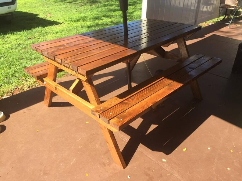 Phenomenal Wooden Picnic Table Oahu Hawaii Sale Only Ibusinesslaw Wood Chair Design Ideas Ibusinesslaworg