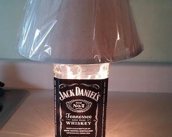 Jack Daniels lighted accent lamp.