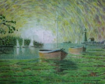 The Algae and the Boats