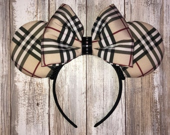 640f0c22f Designer inspired Ears, Square minnie ears , Mickey Ears, Mouse Ears, Minnie  Mouse Ears, Mickey Mouse Ears, princess, wine, black, white
