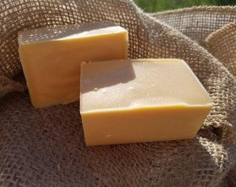 Mango Papaya Beer Soap