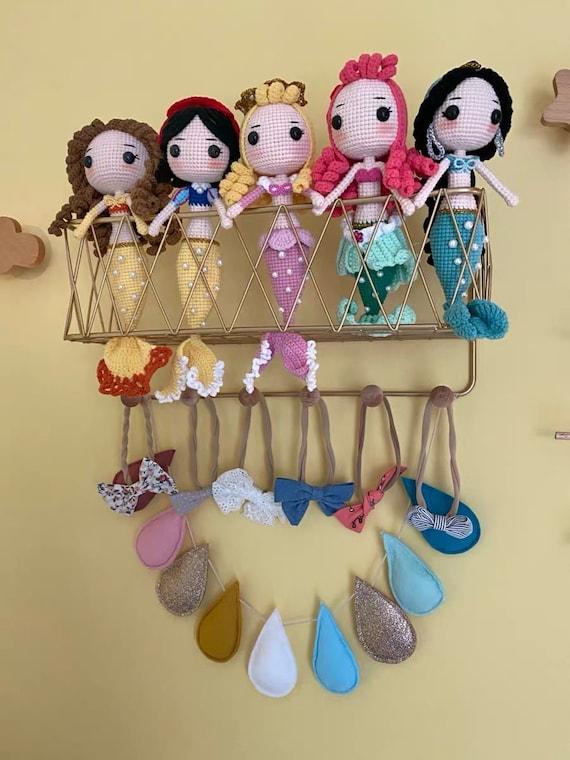 Princess Dolls,Amigurumi Princess doll,Crochet Princess doll,handmade dolls,princess,Princess doll,handmade princess doll,gift for girls,