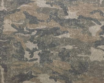 a7035e4277a Fade Away Camo - Poly Rayon Spandex Brushed Jersey Knit