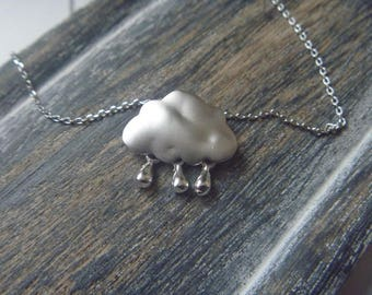 Cloud of autumn: necklace