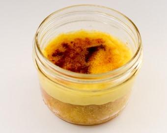Creme Brulee Cupcake