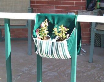 Saddle Bag planters