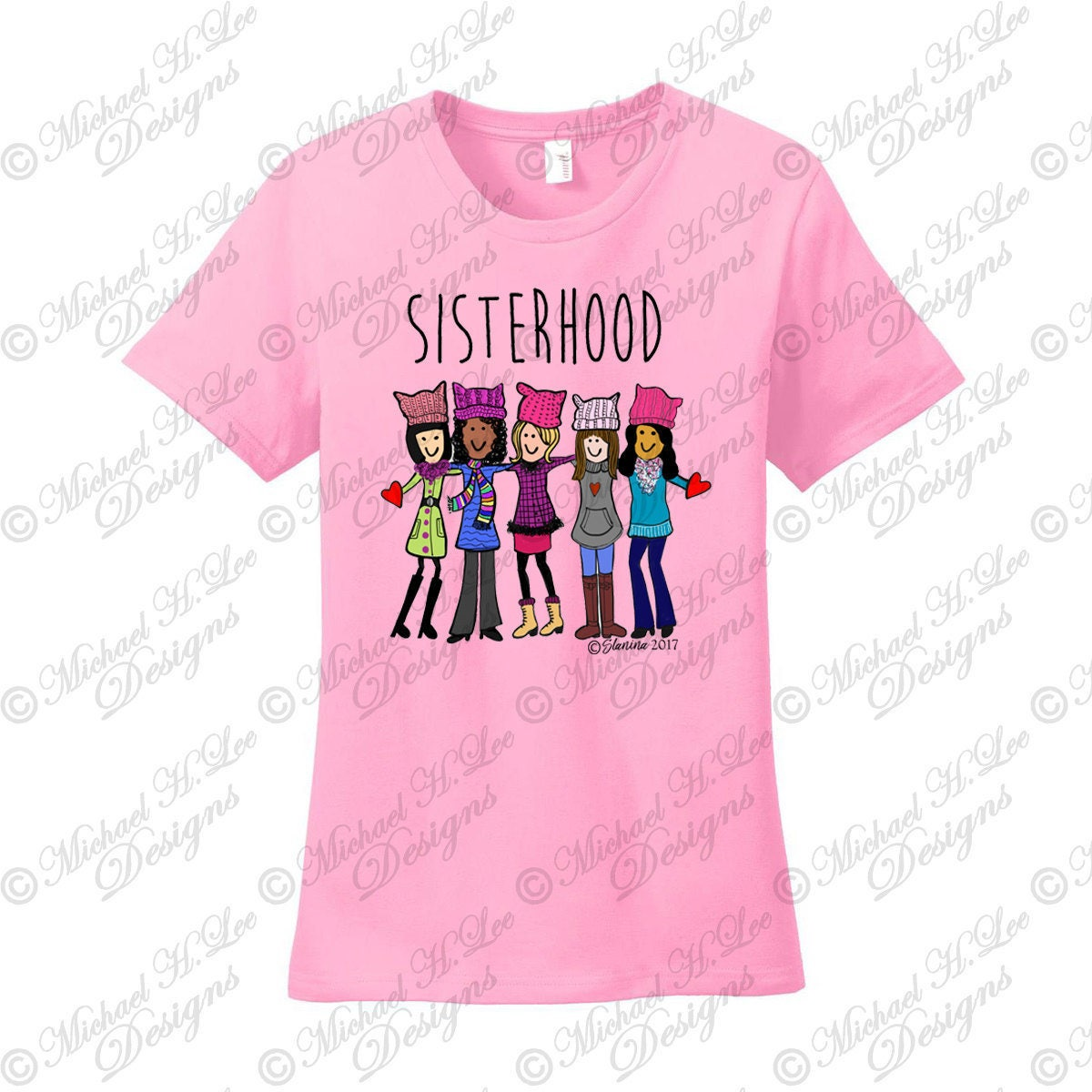Sisterhood T Shirt March On Dc T Shirt March For Truth Etsy