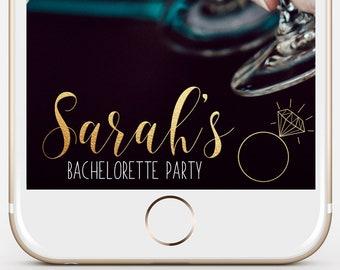 Bachelorette Snapchat Filter Bachelorette Party Geofilter Gold Glitter Bachelorette Snapchat Geofilter Party Geofilter Bachelorette Filter