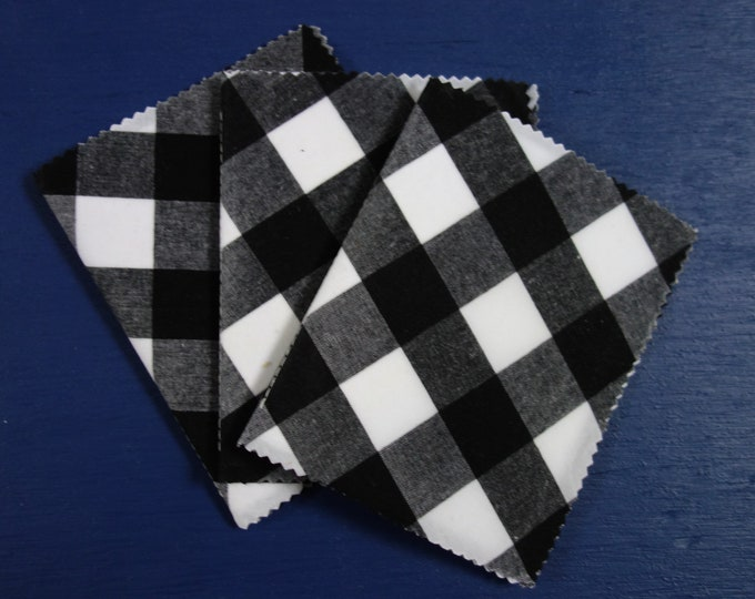 Checkered Notebook