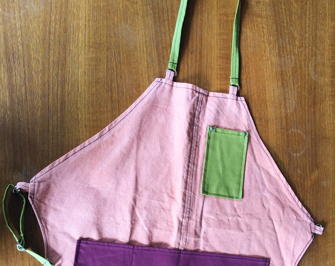 Watermelon Canvas Apron