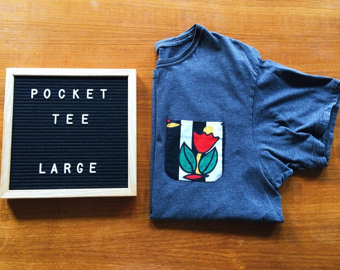 Tulip Pocket Tee