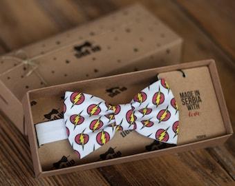 Mens Funny Giraffes Family Pre Tied Bow Tie Adjustable Bowties