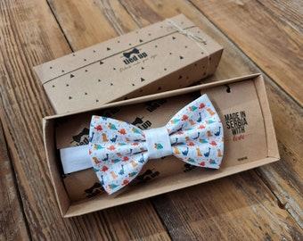 Dinosaur bow tie, dinosaur print, dinosaur gift, wedding outfit, wedding accessories, wedding clothes, father son