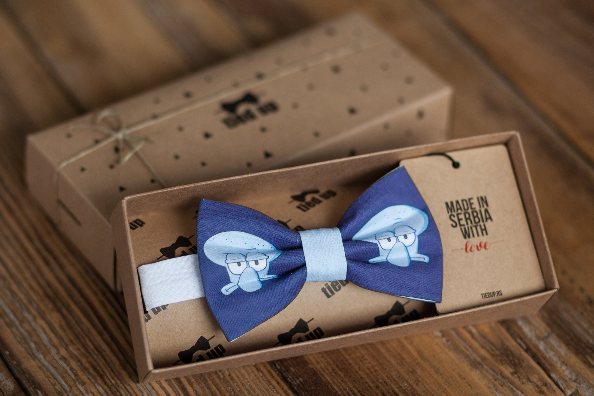 The Squidward tentacles Bow tie , Squidward tentacles bow tie for men,  Squidward tentacles women, Squidward tentacles bow tie for kids