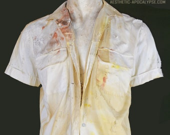 Distressed Zombie Shirt (Fallout, Mad Max)