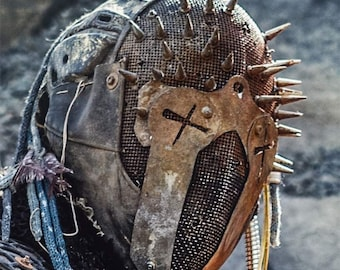 Painfreak Mask (Post Apocalyptic Wasteland )
