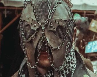 Slavemaster Mask (Post Apocalyptic Wasteland )