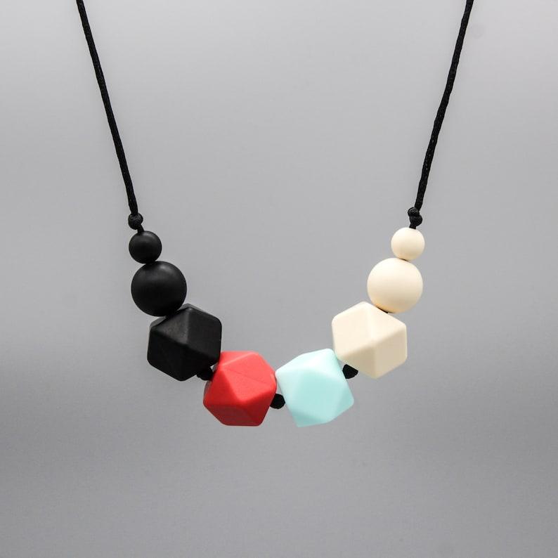 Silikonschmuck Halskette indy Stillkette