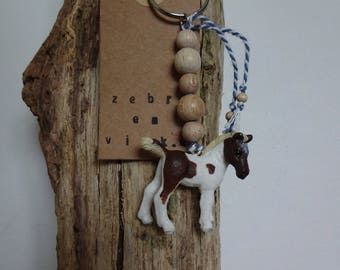 Falabella foal wants to travel with