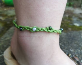 Ankle Strap-Green