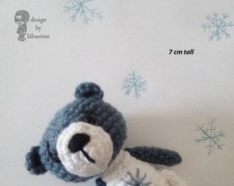 Häkeln Mini Bär Etsy