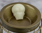 Sugar Skull Wax Melts, Set of 6 Unique Skull Soy All Natural Melts