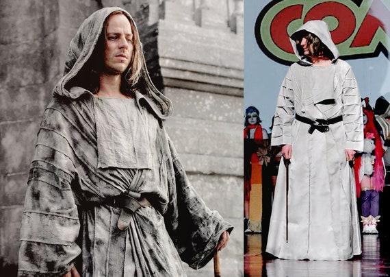 jaqen h ghar faceless men game of thrones costume etsy