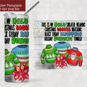 Waterslide PNG Digital Download Clipart Sublimation I/'m not your average Nightmare 20oz skinny Tumbler Template warped and rectangle