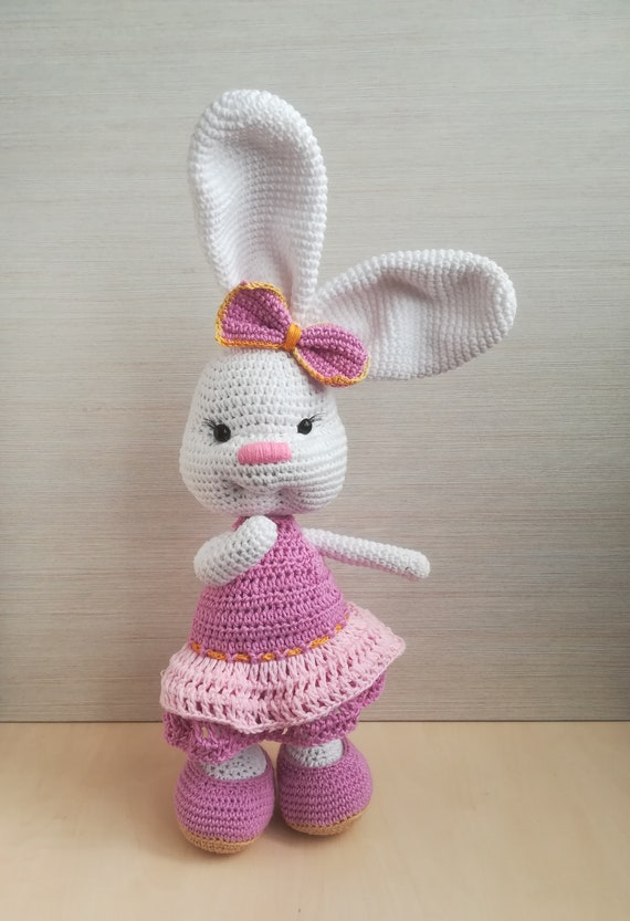Free Crochet Bunny Patterns ⋆ DIY Make To   833x570