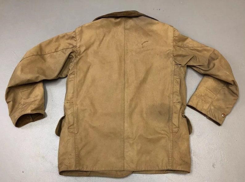 071749b96181f Vintage 1930's Duxbak Jacket Rain Proof Sportsman's | Etsy