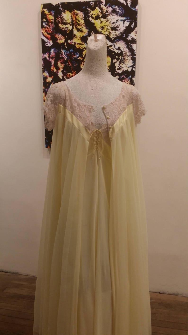 Loungewear Claire Sandra Lucie Ann Vintage Nightgown  f175a3c8d
