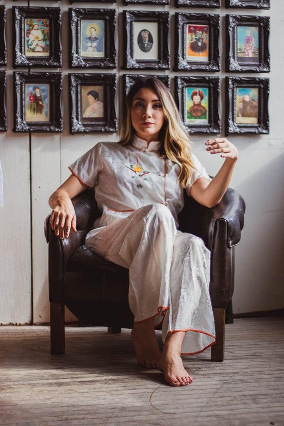 Rayon Pajamas || Arldon Lingerie, Asian Pajamas, J