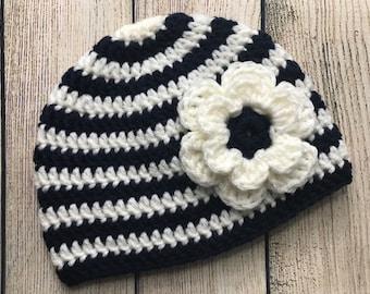 Cozy Crochet Baby Infant Toddler Beanie Hat Toque 1c126b36b262