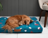 Terrazzo Dog Bed | Palm Modern Pet Bed