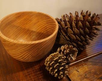 Redwood Burl Bowl