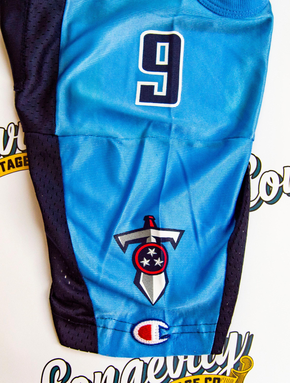 Vintage Tennessee Titans Steve Mcnair