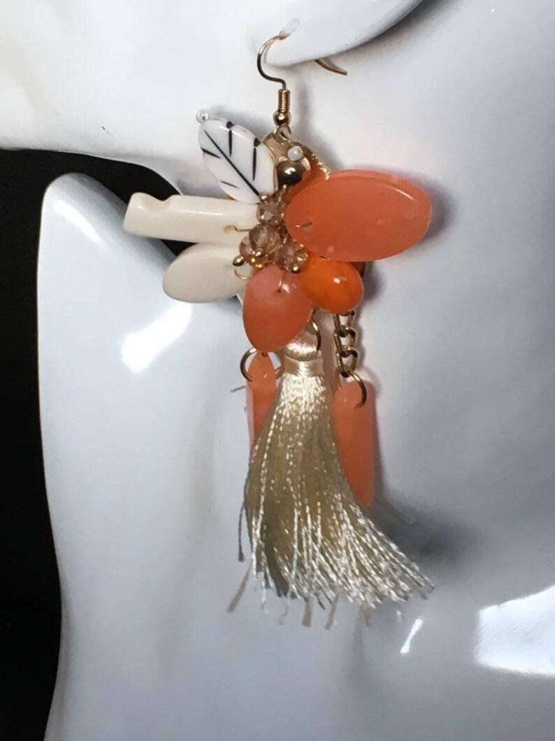 Mothers day gift Earrings Tassel Sale UK
